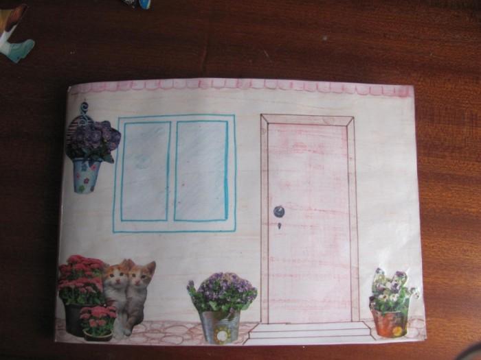 домики для бумажных кукол своими руками картинки классическом варианте значение
