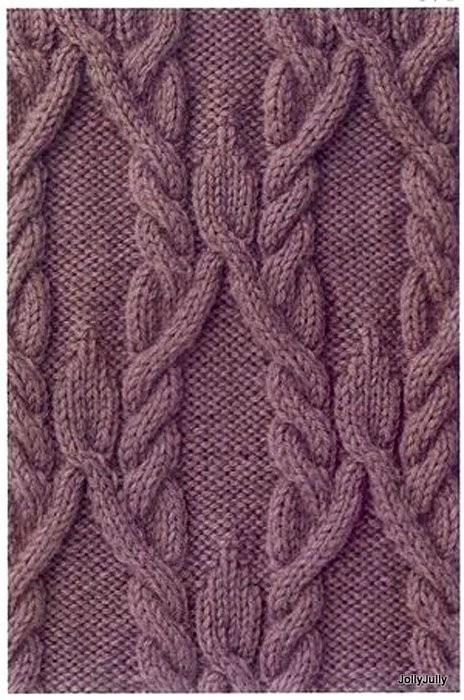 вязаные платья спицами с скандинавским узором.