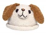 детские вязанные шапки на весну.  Автор:Admin.