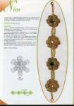 Схемы вязания браслетов крючком.