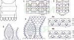 летняя кофта крючком схема. вязание крючком для девочек схемы кофта.