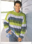 Описание: Вязание на спицах для мужчин - Вязание.