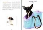 Иллюстрации Вяжем для собачек и кошек - Триша Малколм.