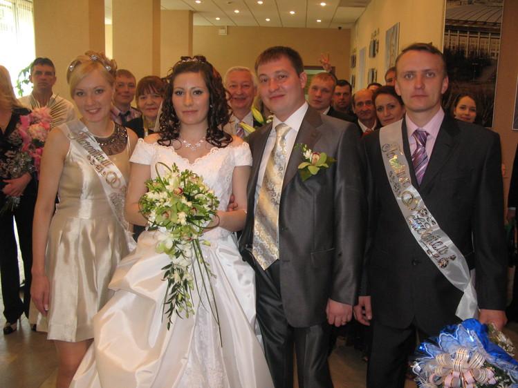 Отрывки моей жизни.../Лена на свадьбе Оксаны.