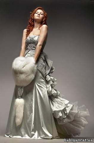 Свадебные платья, Россия.