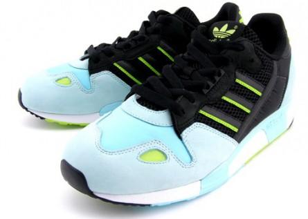 """""""Техно-рейв """" коллекция adidas Originals."""