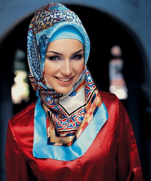 выкройка хиджаба фото.