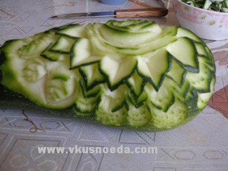 Поделки из овощей и фруктов своими руками фото и видео для школы.
