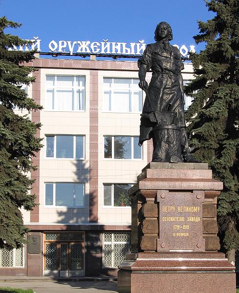 Памятник петру первому в туле гранитные памятники на могилу в москве дешево