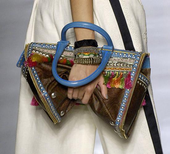 Летняя коллекция сумок Etro - Новости - Vogue Daily - Журнал.