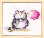 Предпросмотр - Схема вышивки Кошки и котики - Схемы автора Marishka.