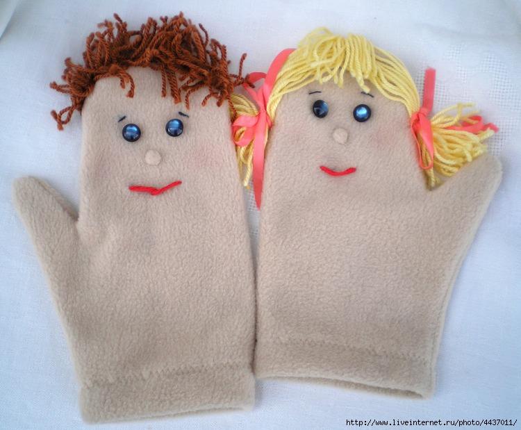 картинки театр рукавичек тому