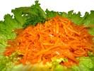 По вкусу корейская морковь домашнего приготовления отличается от...