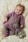 Вязание крючком для детей платья - Модно в России 2012, Пошив дубленок.