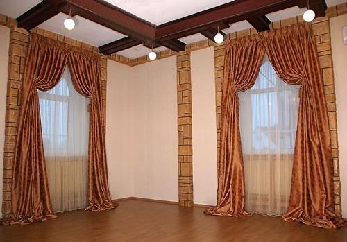 Итальянские шторы, купить, на заказ.
