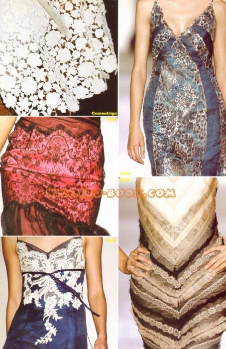 Еще примеры для декорирования и переделки одежды Если страшно начинать с...