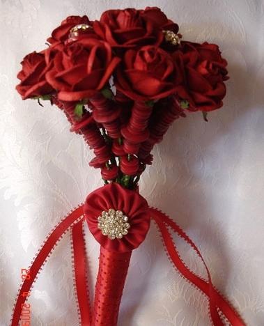 Как сделать цветы из ткани и где их можно использовать. цветы из шелка...