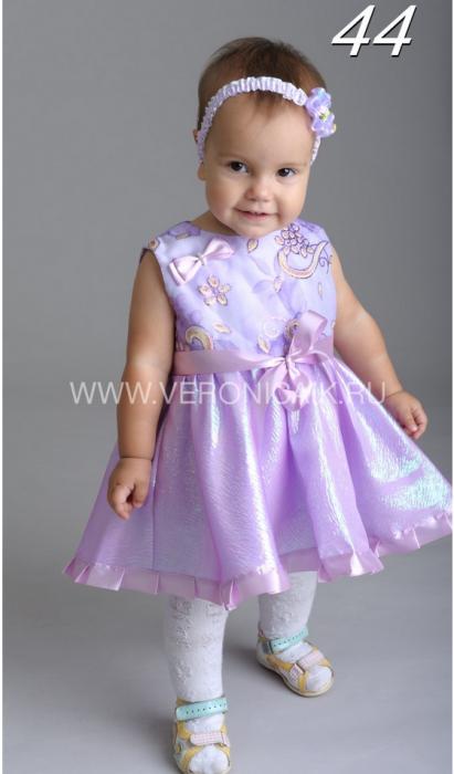 летние детские платья пышные.