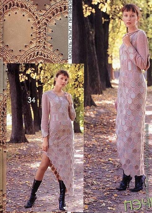...идея. переделать кожанный пиджак на сарафан с вязанными вставками. и.