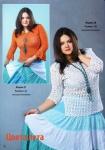 Смотреть Вязание модно и просто.  Вязаная одежда для солидных дам.
