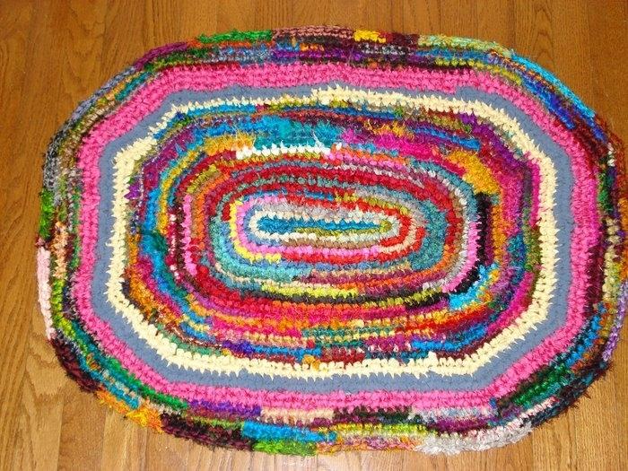 Описание: схеме вязание крючком коврики схемы, журналы вяжем деткам и их...