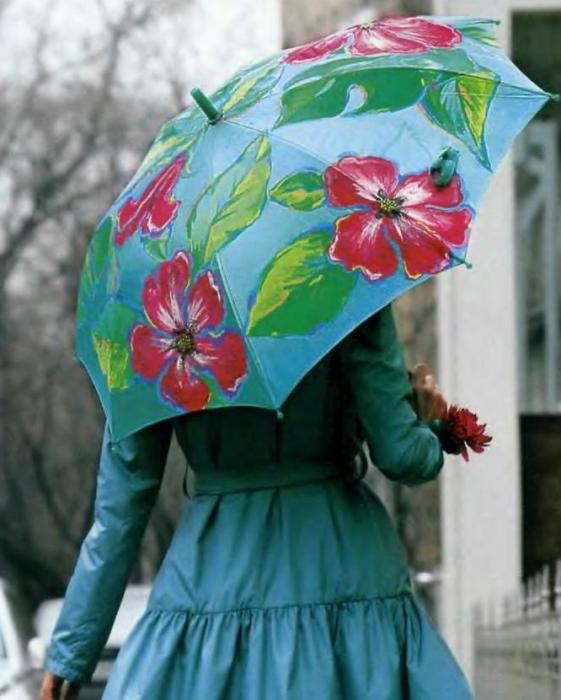Категория записи:Свободные темы.  Теги. вязание. зонты.