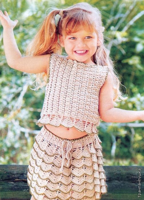 вязание спицами шарфа для детей, вязание крючком модели и журналы и...