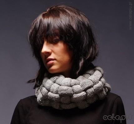 """Отзывов: 4 на  """"Вязаный шарф-снуд """" Саша пишет: 2 Февраль 2011 в 22:07..."""