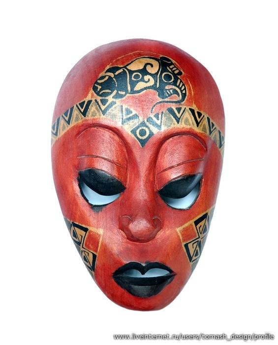 Африканские маски ч.2. Обсуждение на LiveInternet ... Африканский Орнамент Вышивка