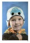 Описание: крючком шапочки для детей Вязание.