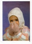 шляпки чепчики капоры вязание для малышей.