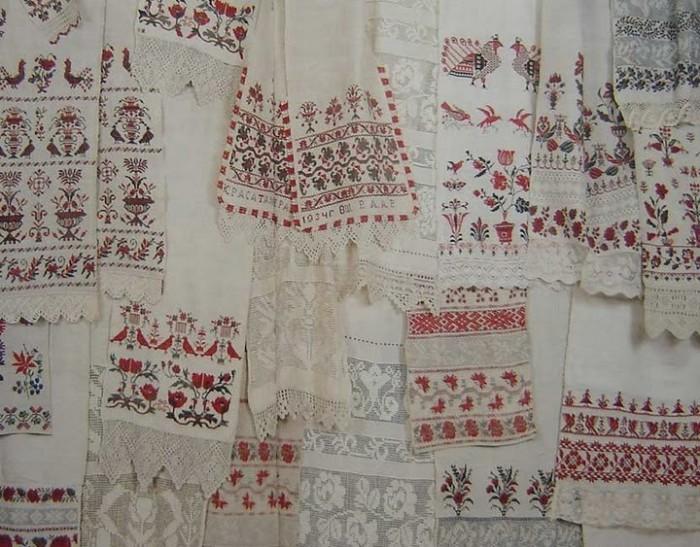 Вышивка на полотенцах на заказ. Полотенца с вышивкой 95