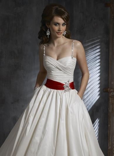 Свадебное платье Winona Maggie Sottero.