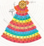 Осинка вязание крючком схемы бесплатно, детские шапочки спицами со.