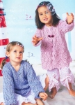 вечернее платье для девочки вязаное с описанием.