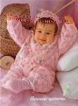 вязанные крючком схемы. платья вязаные крючком для малышей.