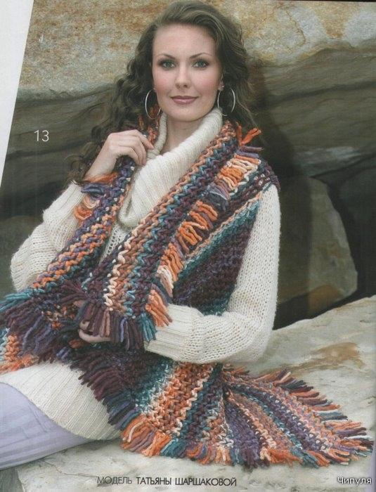 Вязание крючком Crochet.  СТИЛИ.  СЕЗОНЫ.