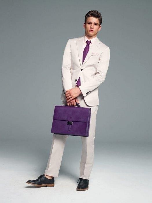 Модные мужские сумки 2011 ... гардероба, как сумочка, и ... 2010...